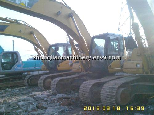 Used Caterpillar 330C Crawler Excavator