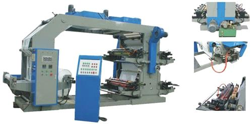 CE certificate,High speed 6 Color flexo printing machine
