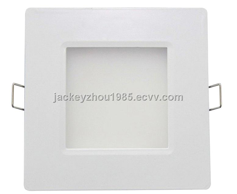 LED Square Panel Light 6inch 12W