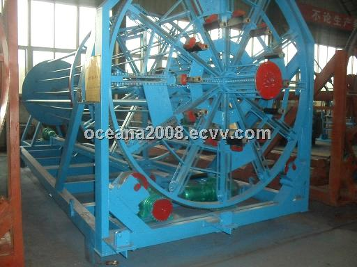 Steel Wire Cage Making Machine for Concrete Pipe Production HGZ3600