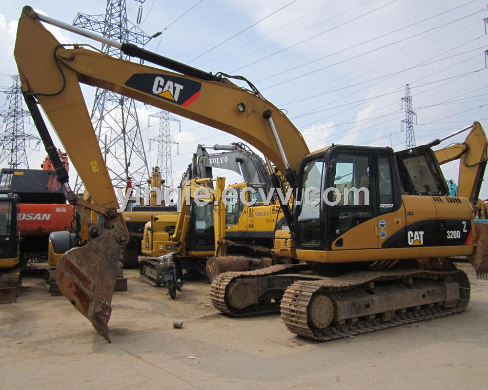 Used CAT 320D Crawler Excavator / Used CAT Excavator