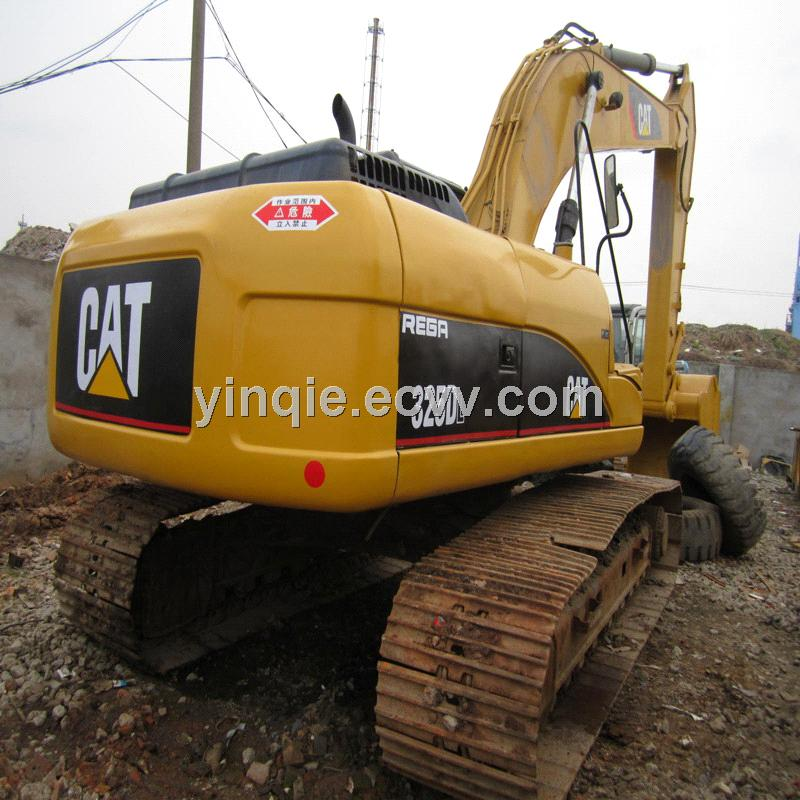 Used Crawler Excavator CATERPILLAR 325DL