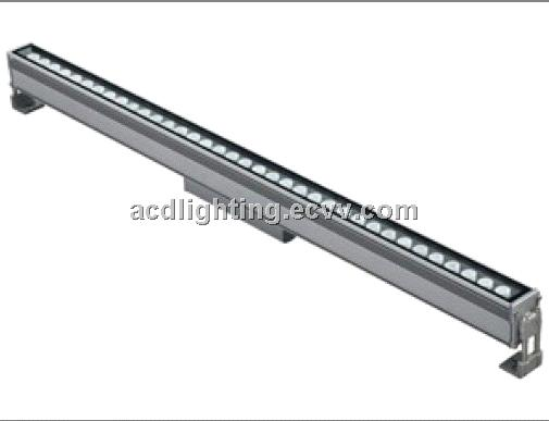 LED Wash Bar Light,High Power 36*1w Waterproof Full Color LED Wall Washer Light