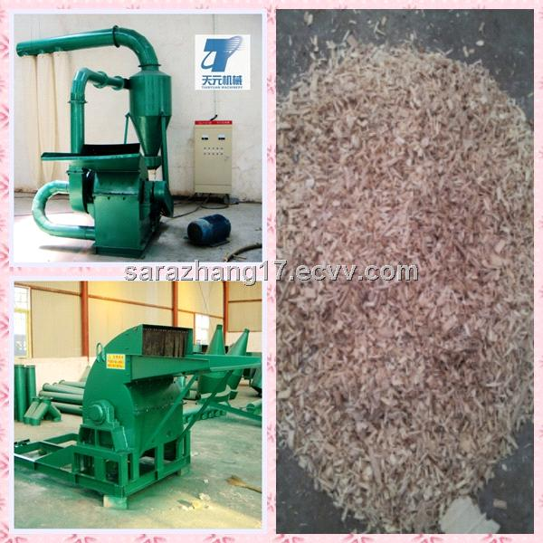 wood sawdust making machine/sawdust crusher