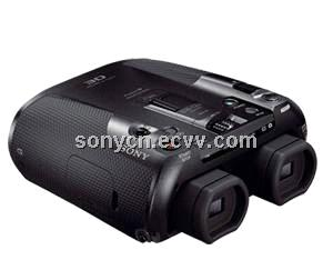 Sony DEV 50V/B 3D HD Digital Recording Binoculars