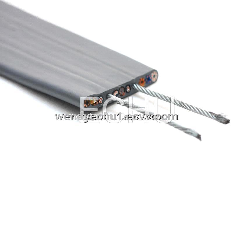 PVC Flat Festoon Cable (H05VVH6-F 24G0.75MM2) purchasing, souring ...