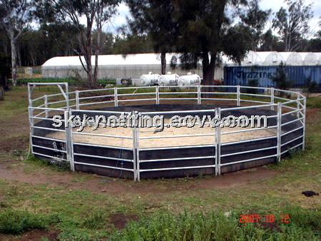 Portable Horse Round Pens Cattle /Sheep Corrals Cattel Yard Fence