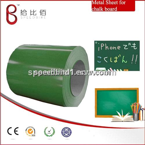 SPEEDBIRD Color Coated Steel for Chalkboard