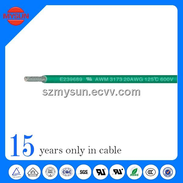 XLPE Cable  UL3173 with all colors