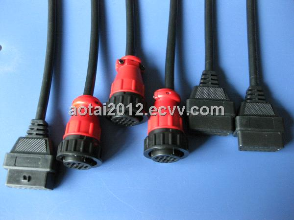 14p Diesel engine Cable ,Heavy Truck cable
