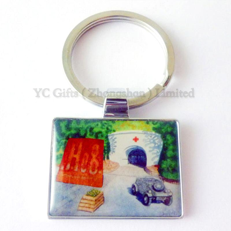 2013 Newest Promotional Gift Keychain