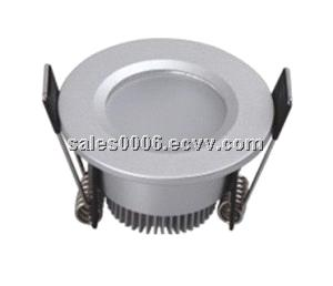 3W/5W/7W LED Ceiling Downlight, LED Down Lighting Fixtures
