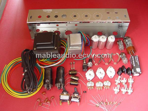 5E3 Vintage fender type guitar amplifier kits from China