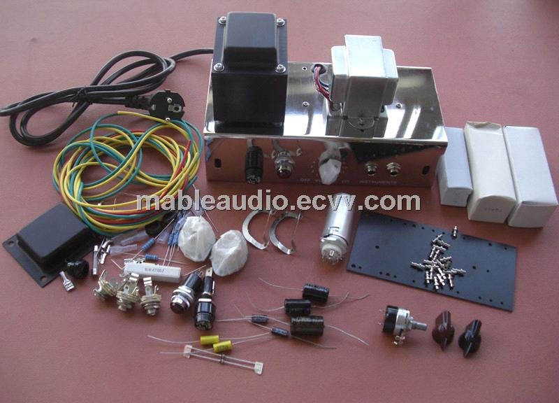 5F1 Vintage fender type guitar amplifier kits purchasing, souring ...