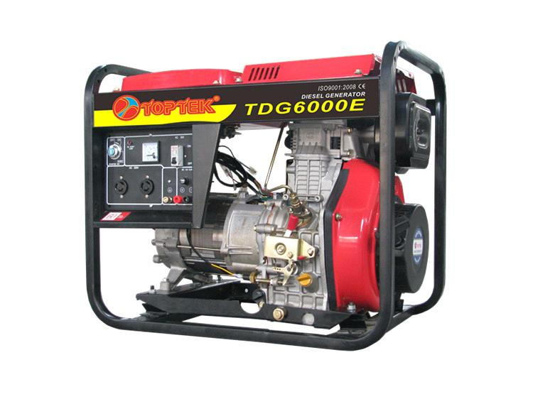 5kw diesel generator with engine 186f competitive price ce approved
