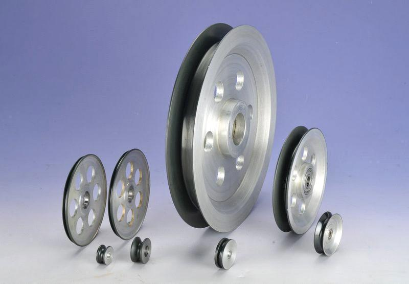 Ceramic Coating For Wire Guide Pulleys Cable Industries