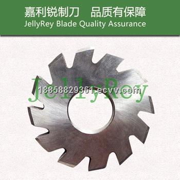 Circular saw blade for slitting