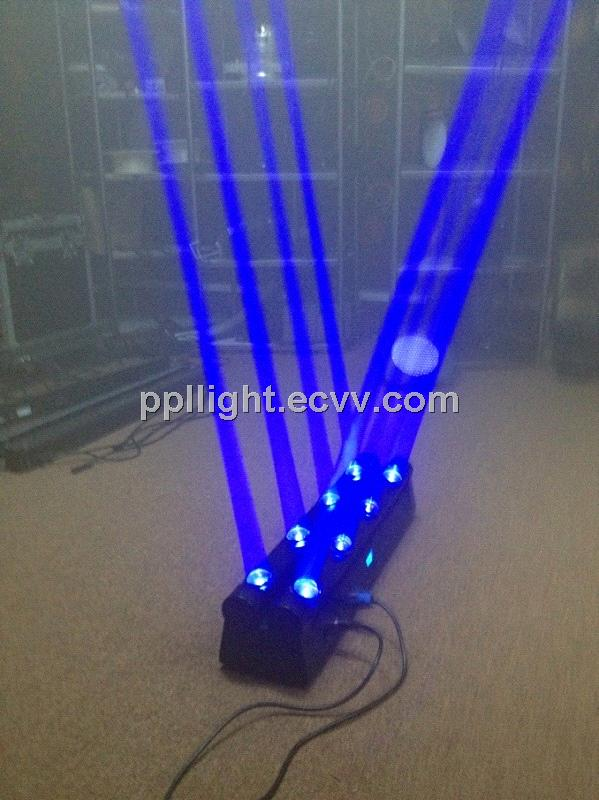 Double 4 Pin Led Beam Moving Head Light Led Beam Light