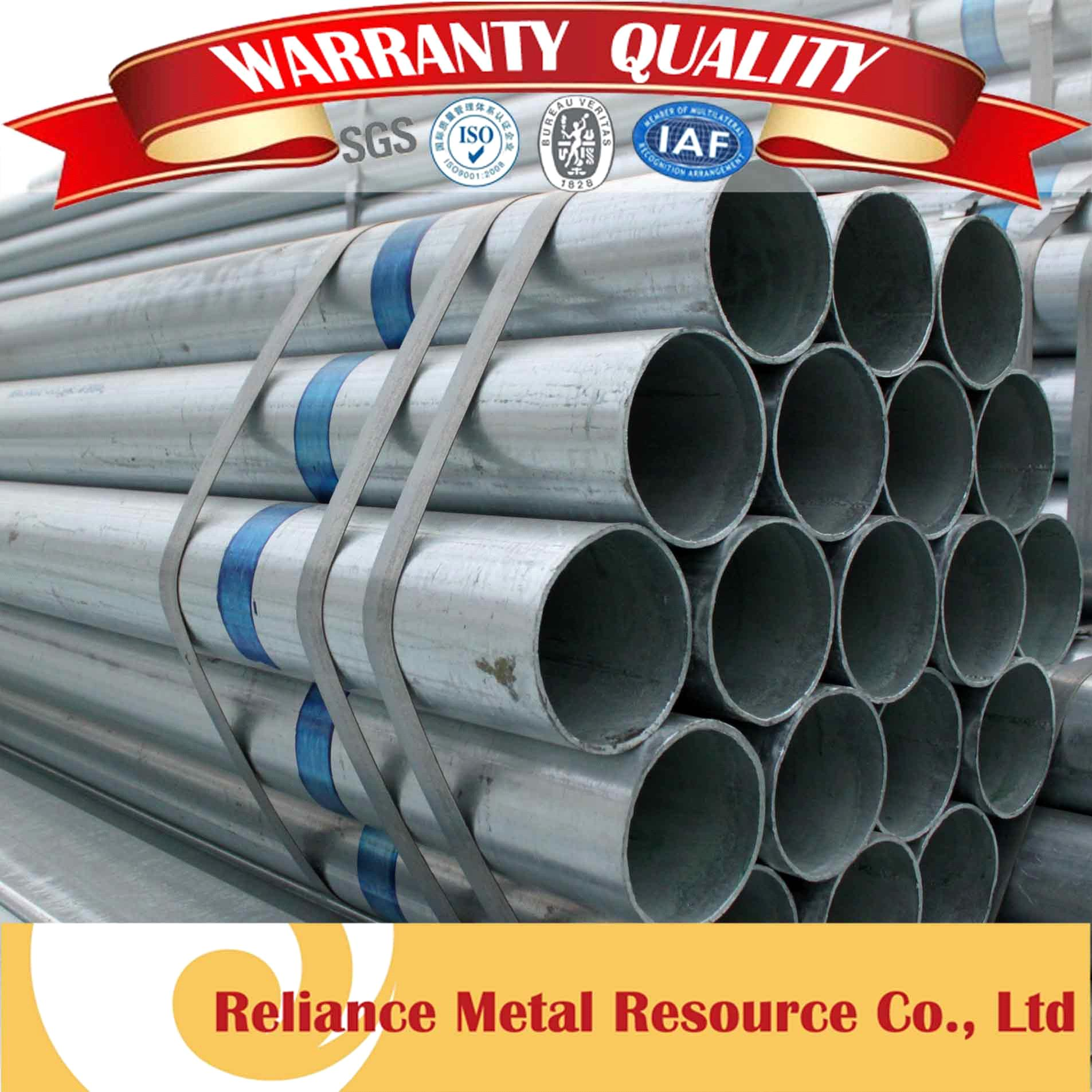 FROM CHINA 6\'\' DIA GALVANIZED STEEL PIPE H.S CODE purchasing ...