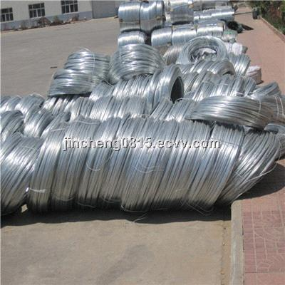 Galfan Steel Wire(Zn-5%Aluminum Alloy)