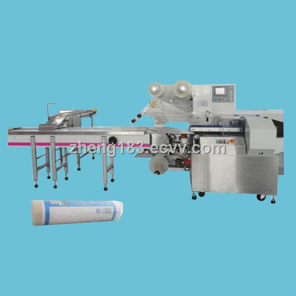 High-speed horizontal type packing machine