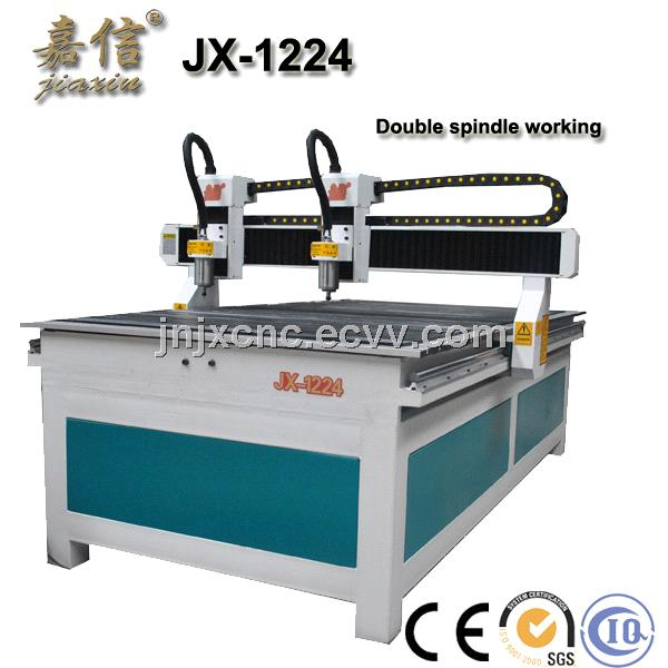 JX-1224SY JIAXIN Multi-Head CNC Router Machine