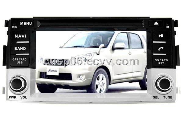 New!!! Special Android car DVD radio video player with GPS for TOYOTA RUSH 2006-
