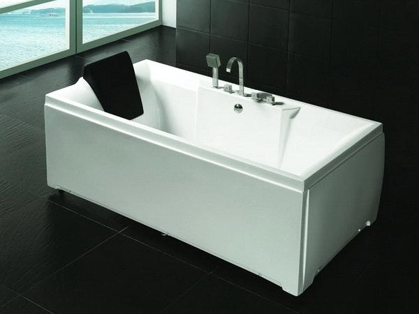 Pvc Inflatable Plastic Bathtub For Adult Portable