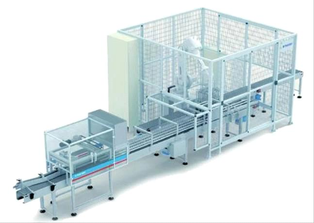 Robot Packing Machine