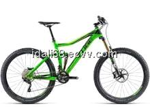 Stereo 160 Super HPC SL 27.5 Full Suspension Mountain Bike - 2014 Green/Black - 22 inch