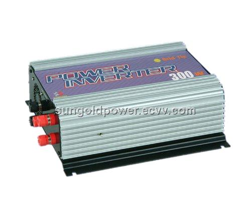 Sun Gold Power 300W Grid Tie Inverter For Wind System AC Input 22V- 60V
