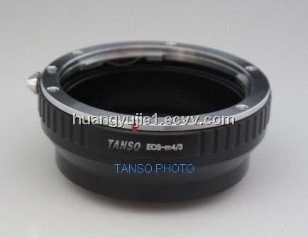 TANSO adapter ring for EOS Lens to M4/3 mount