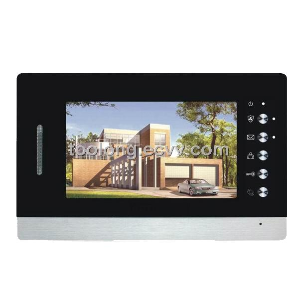 Tcp/Ip Digital Building Intercom System Indoor Monitor