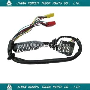 Truck Parts HOWO Combination switch WG130583017