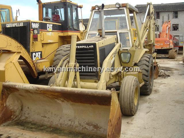 Used CAT 436 Backhoe Loader In Good Condition