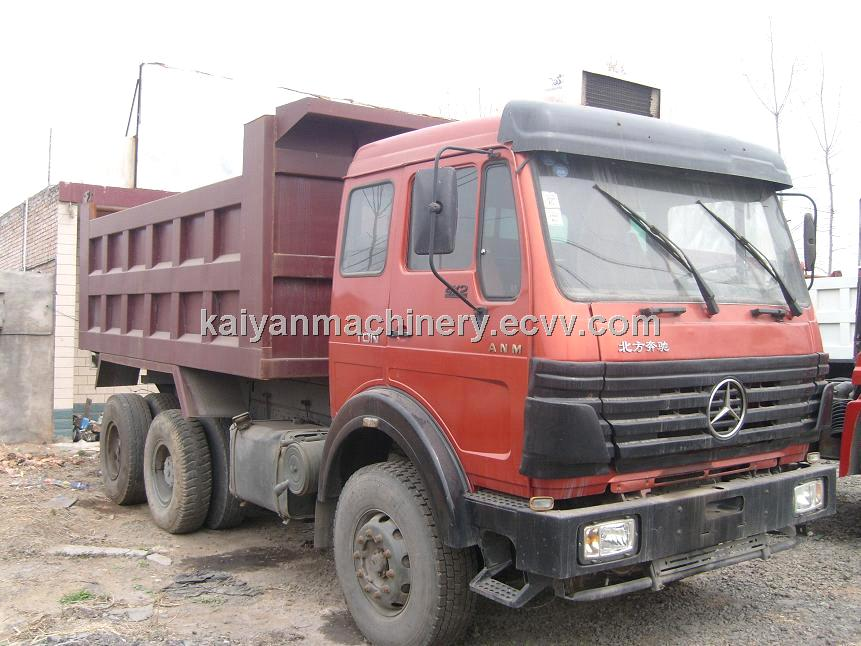 Used Truck BENZ D3250 in Good Condition