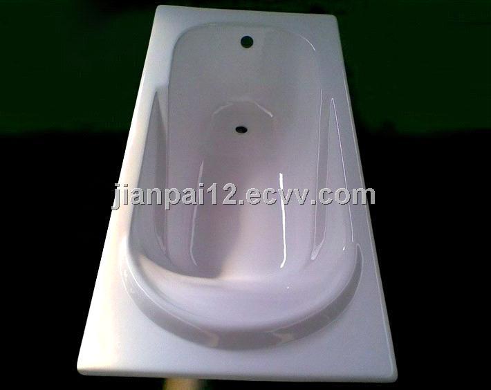 china commen cast iron bathtubs