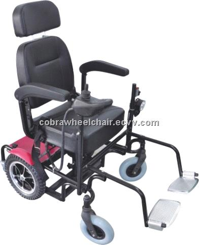 electric wheelchair for disabled people&luxury and lying-down power wheelchair