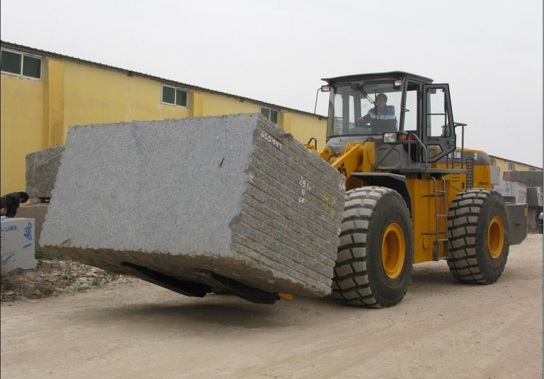 front end loader forklift trucks