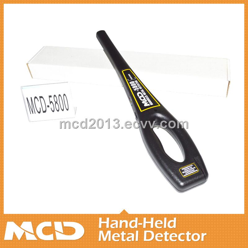 supper wander supplied by the manufacturer//High-precision Handheld Metal Detector MCD-5800