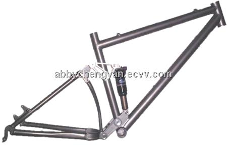 titanium full suspension bicycle frame purchasing, souring agent ...