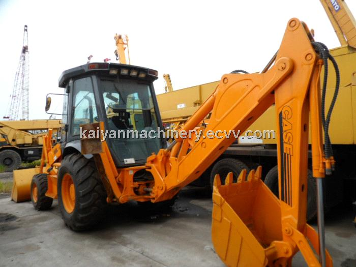 used Backhoe Loader Case 580L