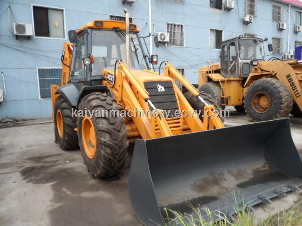 Used JCB Backhoe Loader 4CX Repaint Very Good Condition