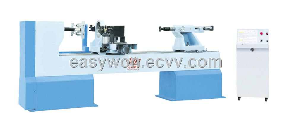 woodworking CNC wood lathe