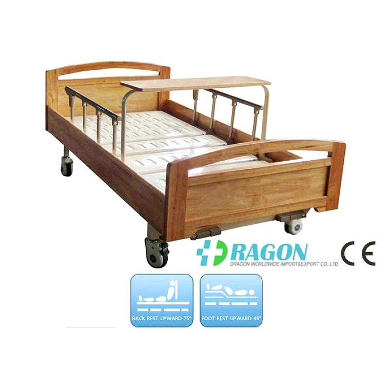 DW-BD189 Manual nursing hospital bed with 2 functions from Hong Kong