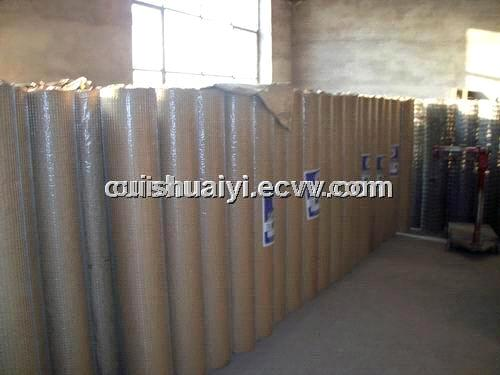 Sainless steel Welded Wire Mesh