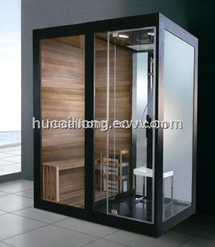 Steam  shower sauna room computure Steam sauna room