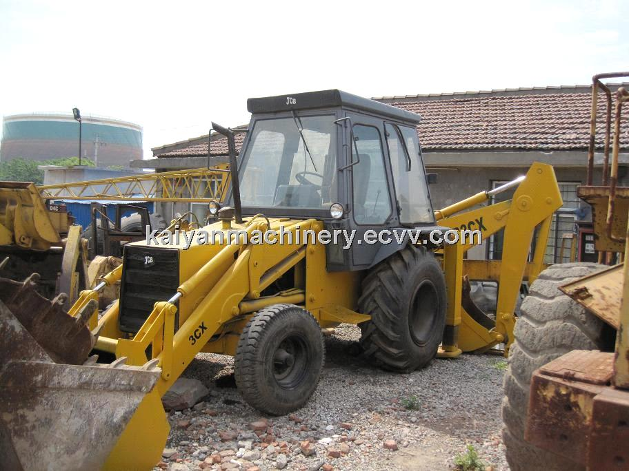 Used Backhoe Loader JCB 3CX-1 in Good Condition
