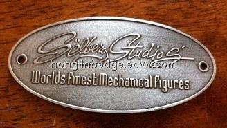 Aluminum  nameplates, cellar Nameplates, crafters nameplates, brass signs, locker plates