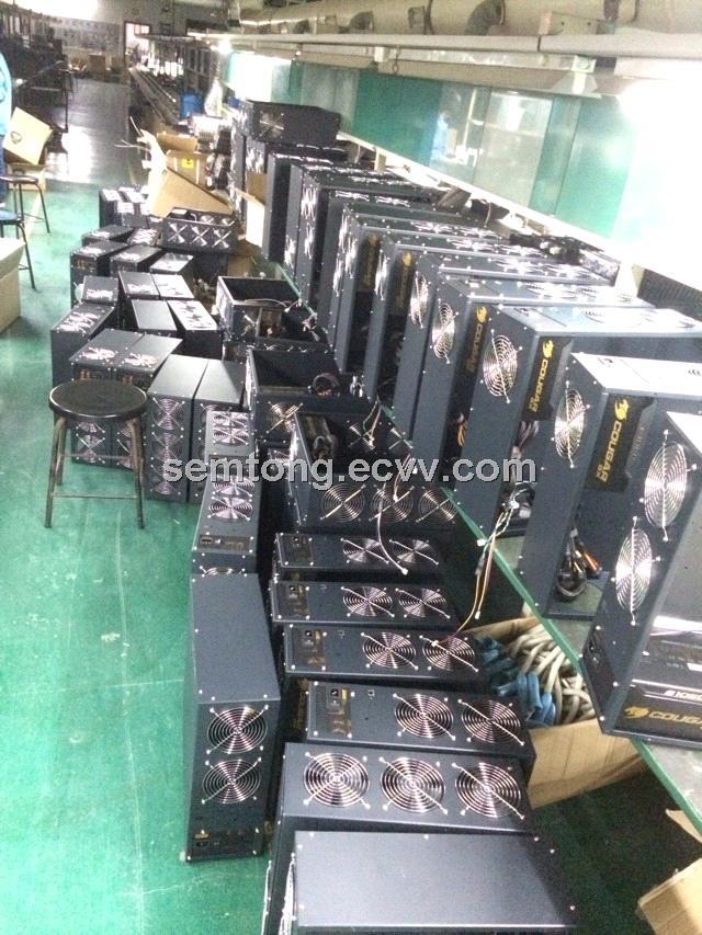 Bitcoin ASIC Mining Machine, 2 Module Unit, Avalon Bitcoin ...